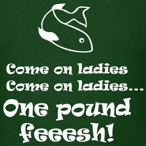 One pound fish - Men's T-Shirt