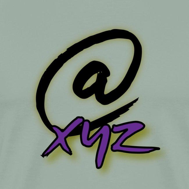 anotherxyz 2.0 logo shirt