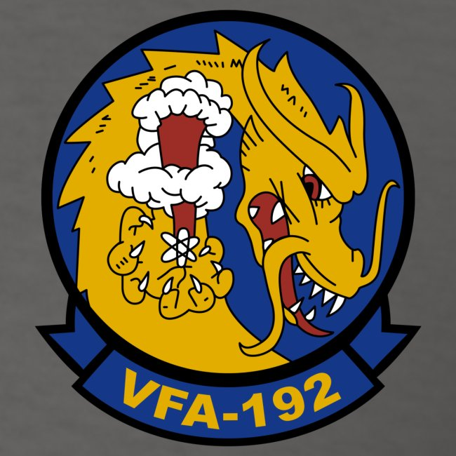 VFA-192 GOLDEN DRAGONS T-SHIIRT
