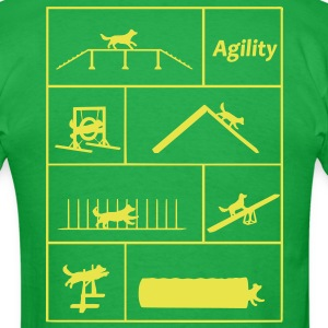 Agility obstacles T-Shirts - Men's T-Shirt