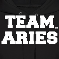 TEAM ARIES Hoodies