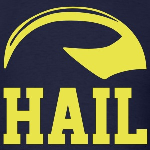 Hail MI T-Shirts - Men's T-Shirt