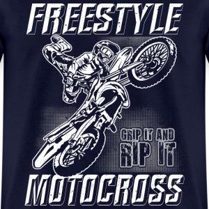 Freestyle Motocross Stunt