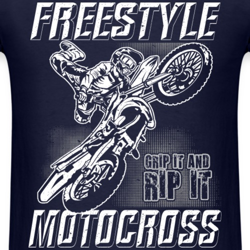 Freestyle Motocross Stunt