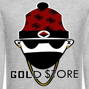 Gold $tore Long Sleeve Shirts - Crewneck Sweatshirt