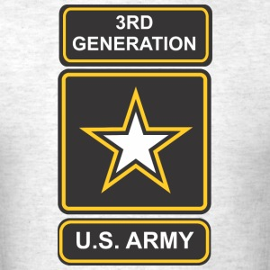 generation_army_3 T-Shirts - Men's T-Shirt