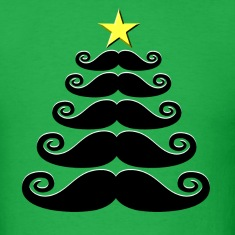 Stache-mas Tree