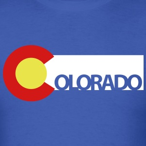 Colorado T-Shirts - Men's T-Shirt