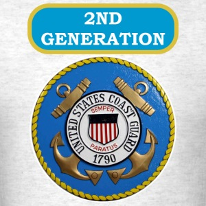generation_coast_guard_2 T-Shirts - Men's T-Shirt