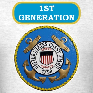 generation_coast_guard_1 T-Shirts - Men's T-Shirt