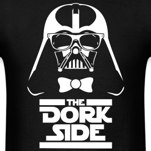 The Dork Side - Dork Vader 01 T-Shirts - Men's T-Shirt
