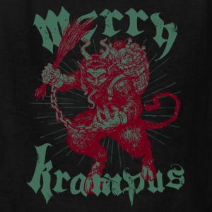MERRY KRAMPUS Kids' Shirts - Kids' T-Shirt