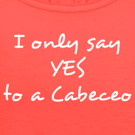 Design ~ I only say YES to a cabeceo