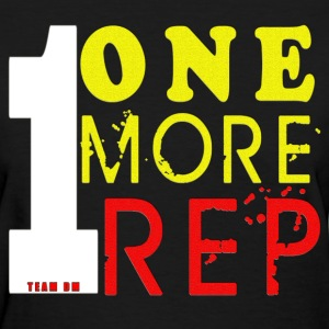1MOREREP - Women's T-Shirt