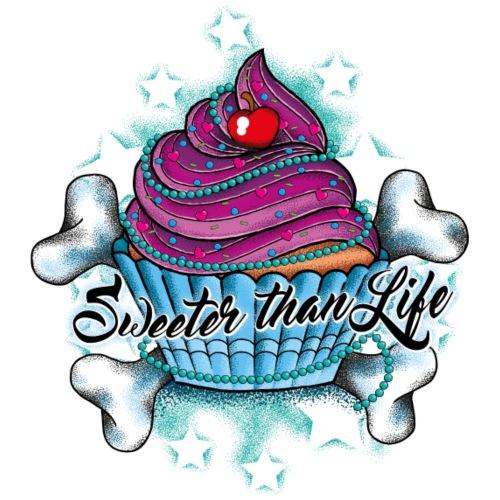 Cupcake Sweeter than Life