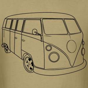 70s Van T-Shirts - Men's T-Shirt