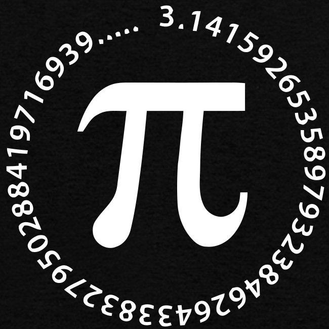 Math, number Pi