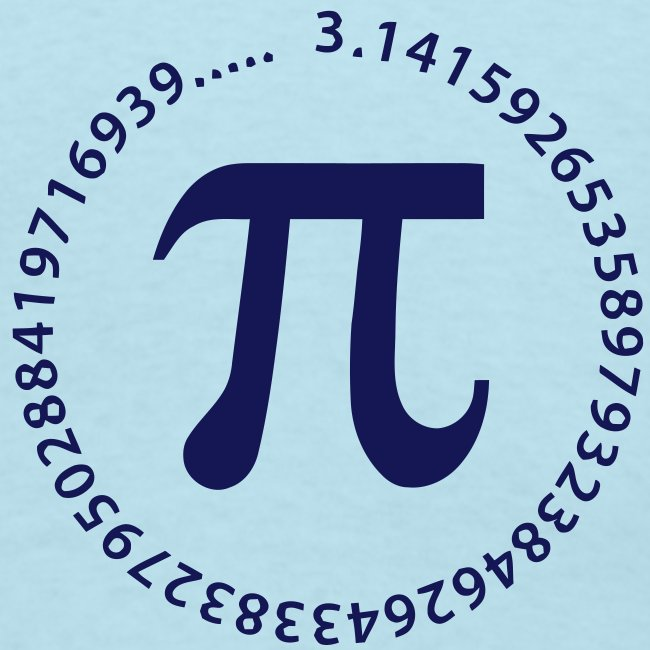 Math, number Pi