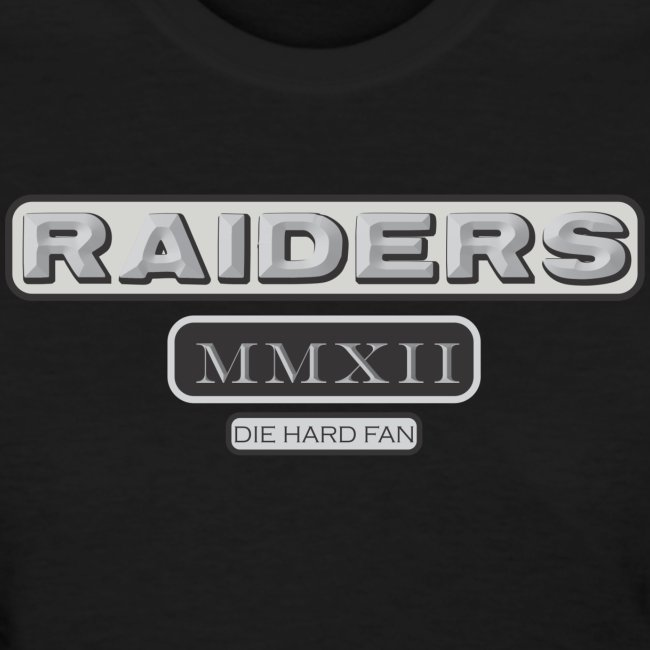 raiders mmxii f