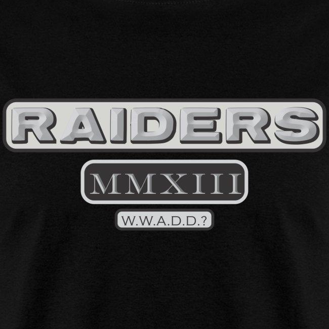 raiders mmxiii wwadd