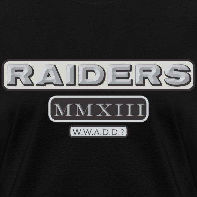raiders mmxiii wwadd f