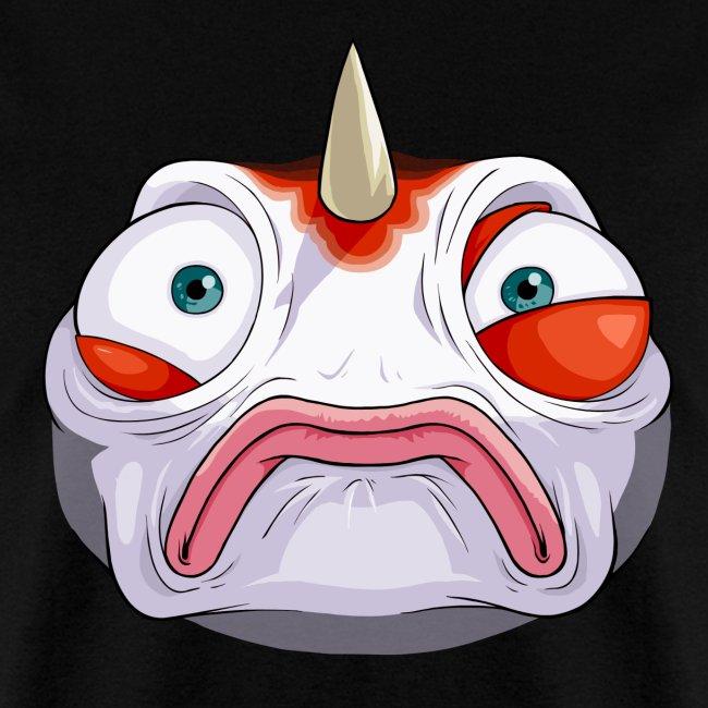 Somewhat Concerned Fish (M)