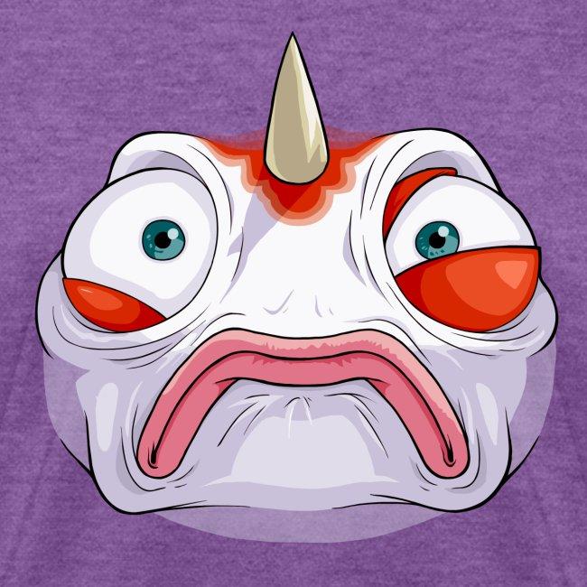 Somewhat Concerned Fish (F)