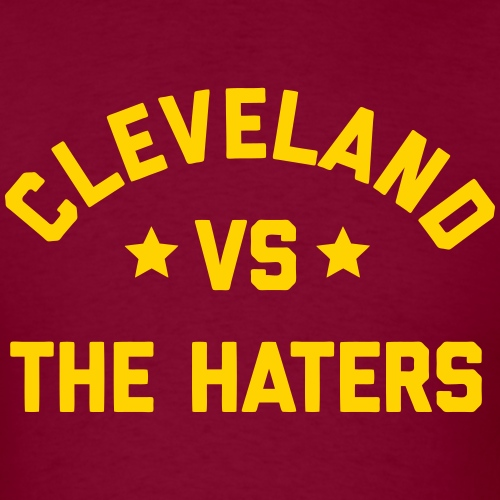 Cleveland vs. the Haters