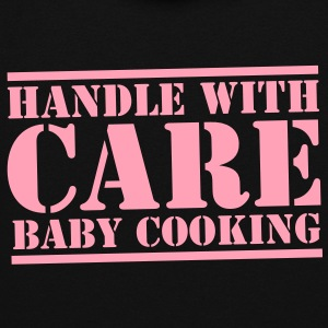 HANDLE with CARE BABY COOKING! Hoodies - Women's Hoodie