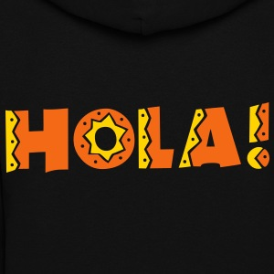 HOLA! new mexico Mexican greeting hello! Hoodies - Women's Hoodie