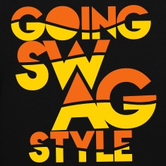 GOING SWAG STYLE two color Hoodies