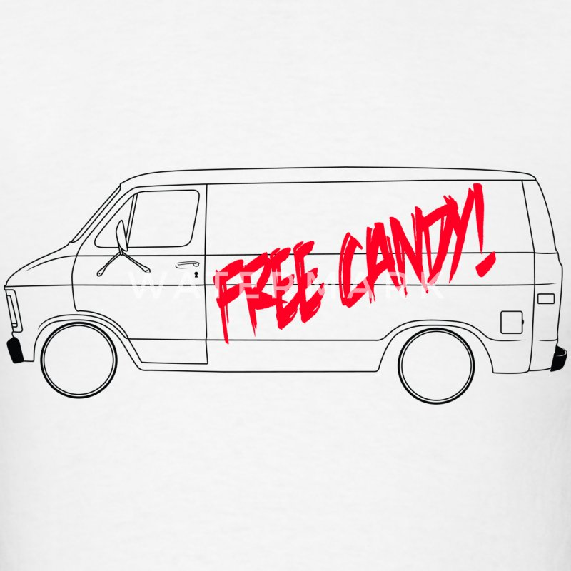 Free Candy! T-Shirts - Men's T-Shirt