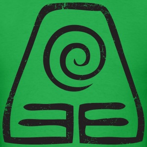 Earth Bender T-Shirts - Men's T-Shirt
