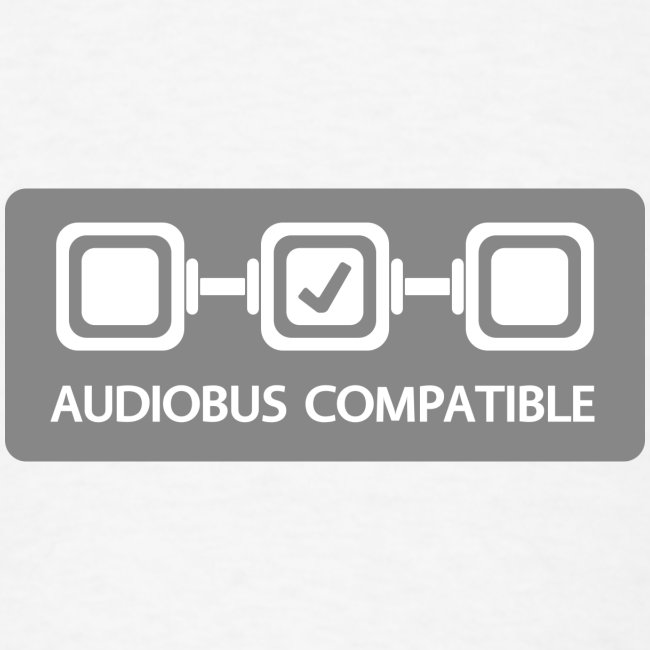 Audiobus Compatible: Effect, men's