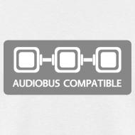 Design ~ Audiobus Compatible: Blank, men's