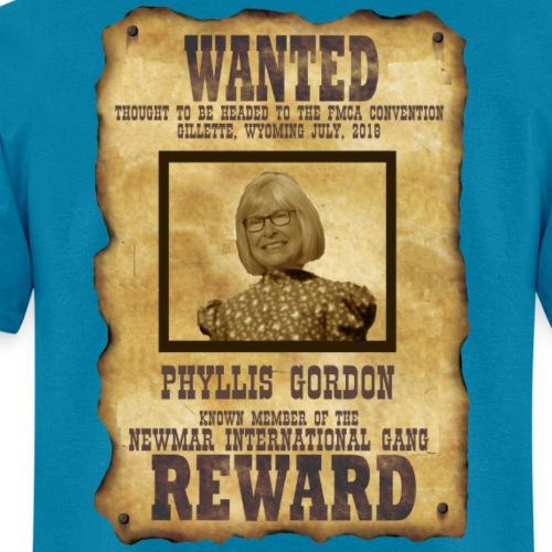 Gordon Phyllis