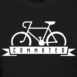 Bike Commuter - Women's T-Shirt