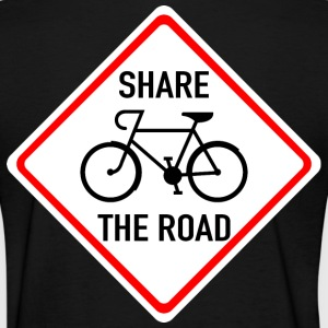 Share The Road - Women's T-Shirt