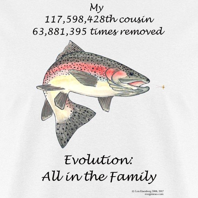 Fish tee shirt