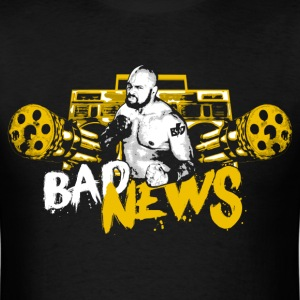 Bad News T-Shirts - Men's T-Shirt