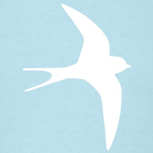 Swallow bird T-Shirts - Men's T-Shirt