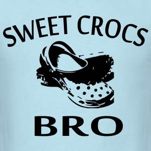 Sweet Crocs - Men's T-Shirt