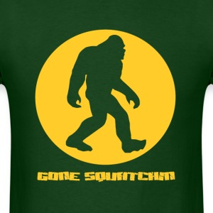 Gone Squatchin T-Shirts - Men's T-Shirt