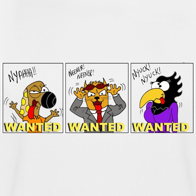 Wanted Trio
