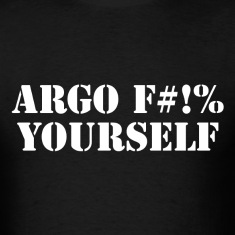 """Argo"" Movie Quote Shirt"