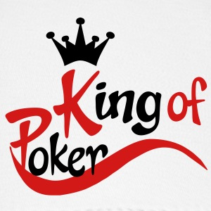 poker king - Baseball Cap