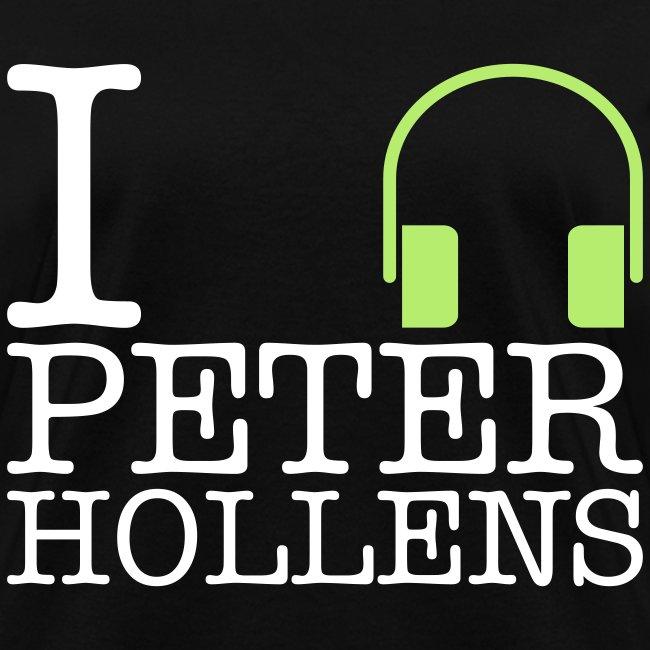 I listen to...