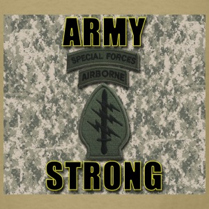 Army Strong - Special Forces - Men's T-Shirt