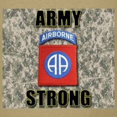 Army Strong - 82nd Airborne