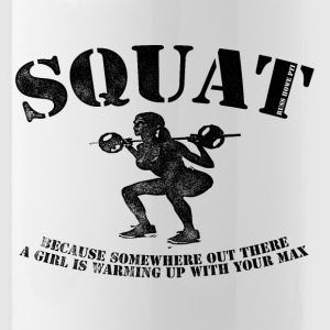 Squat - Bottle - Water Bottle